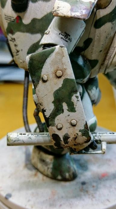 レオパルト Ma.K. マシーネンクリーガー Maschinen Krieger シュトラール軍