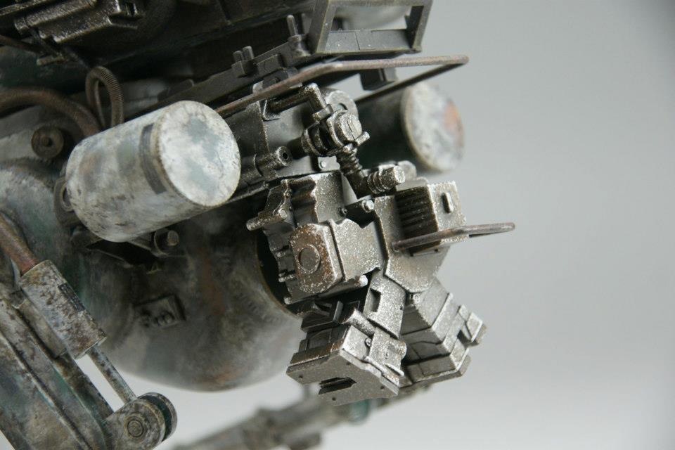 1.5cmバルカン砲MG515を装備