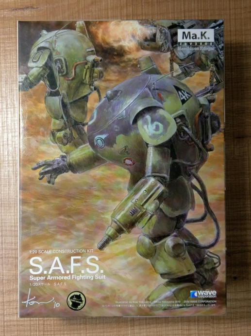 Ma.K. マシーネンクリーガー S.A.F.S.