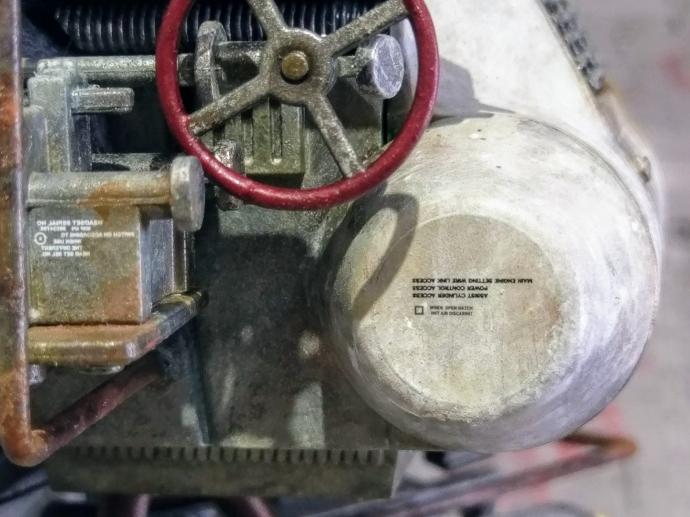 丸いところ クレーテ T.W.-47 KROTE Maschinen Krieger ZbV3000 Ma.K. 塗装 リペイント マシーネンクリーガー