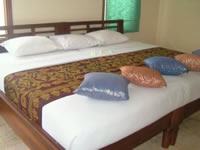 Kuta Royal Bed Room