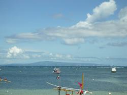 サヌール ビーチ