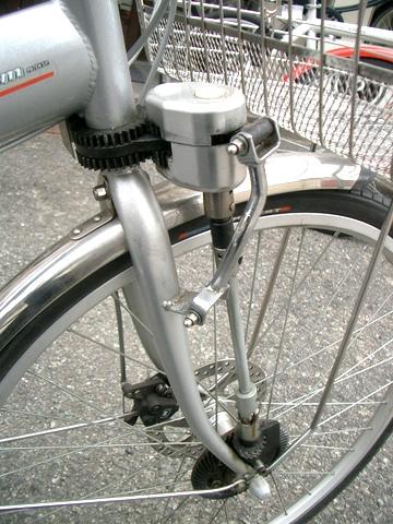 自転車の 自転車のベル 構造 : 面白自転車   Sputnik 自転車生活