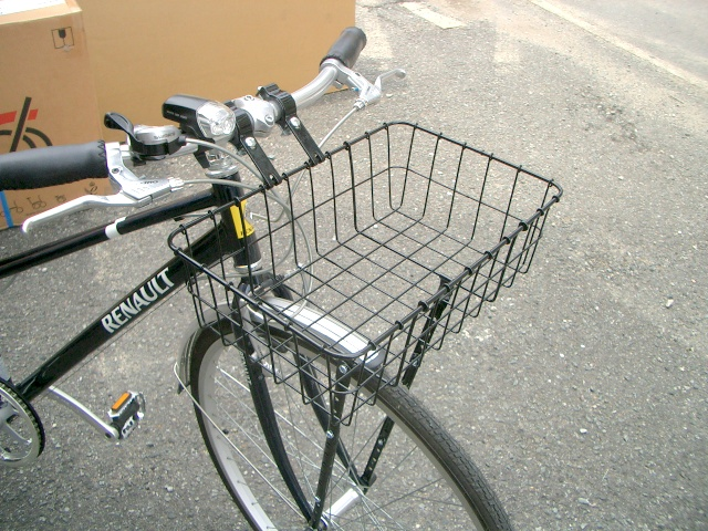 こちらのバスケットサイズは ... : 自転車 かご 交換 値段 : 自転車の