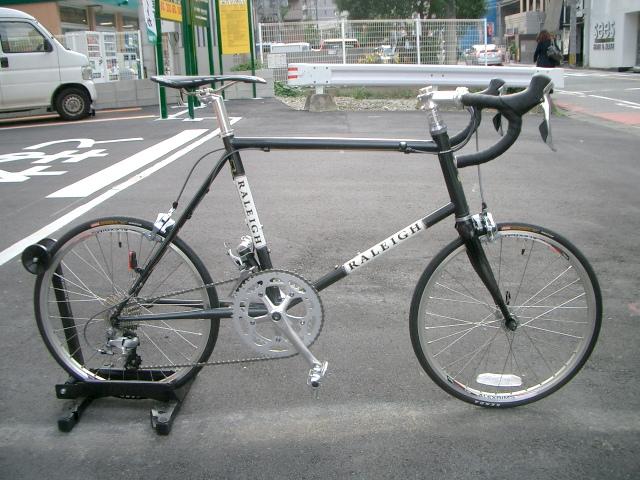 自転車の ラレー 自転車 ミニベロ : RALEIGH RSC 140,000円(税抜) サイズ ...