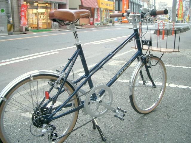 自転車の ラレー 自転車 ミニベロ : ... (ラレー) | Sputnik 自転車生活