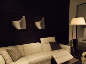 チェコの高級イタリア家具のお店