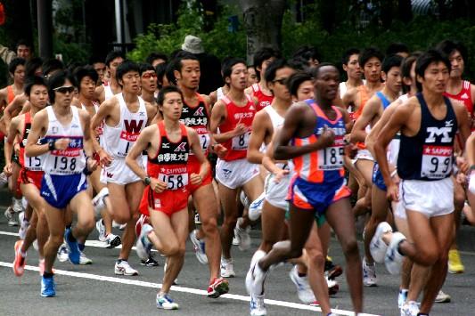 2005箱根予選会