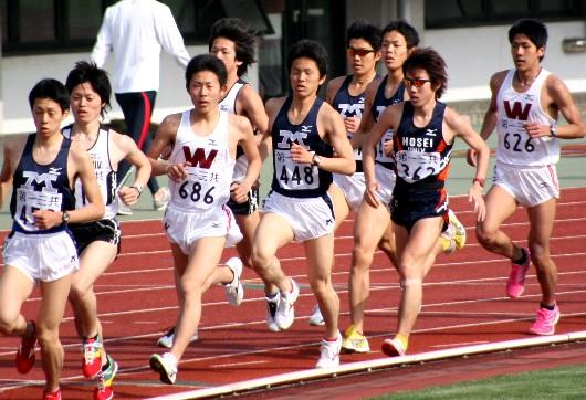 東京六大学陸上