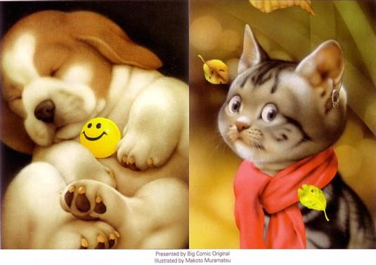 犬猫カレンダー