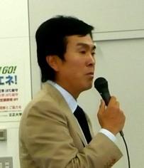 石原伸晃東京陸協会長