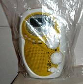 風呂ラジオ
