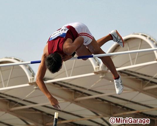 スーパー陸上2010-棒高跳