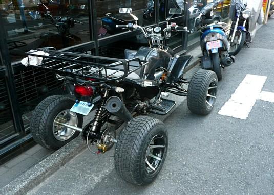 4輪バギー(ATV)