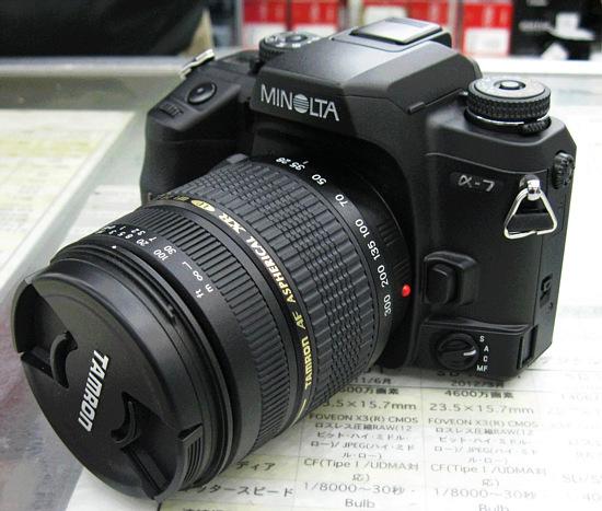 ミノルタα7