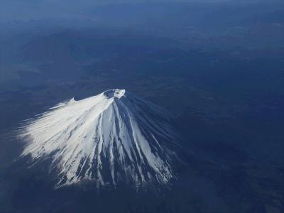 上から目線の富士山
