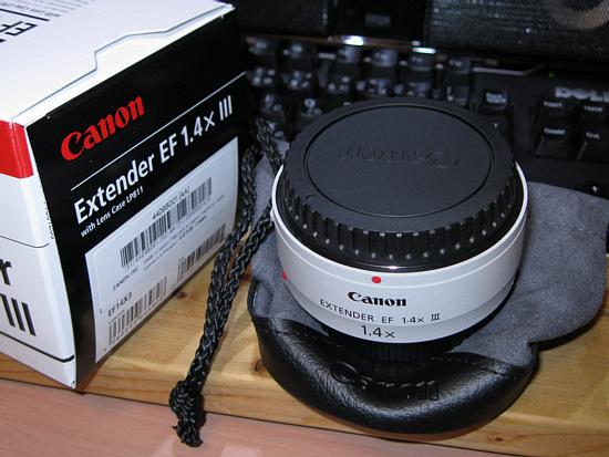 EXTENDER EF1.4×III
