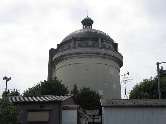 野方配水塔