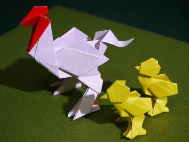 簡単 折り紙 折り紙 ひよこ 折り方 : sencho.jugem.cc