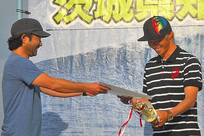 2012年 I.S.Uサーキット第二戦 茨城県知事杯