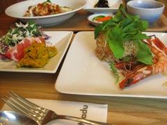 Cafe Madu kitchen