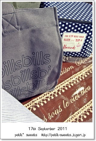 bills tote bag