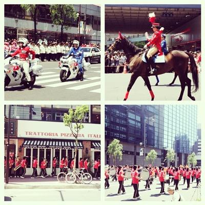 銀座ゴールデンパレード