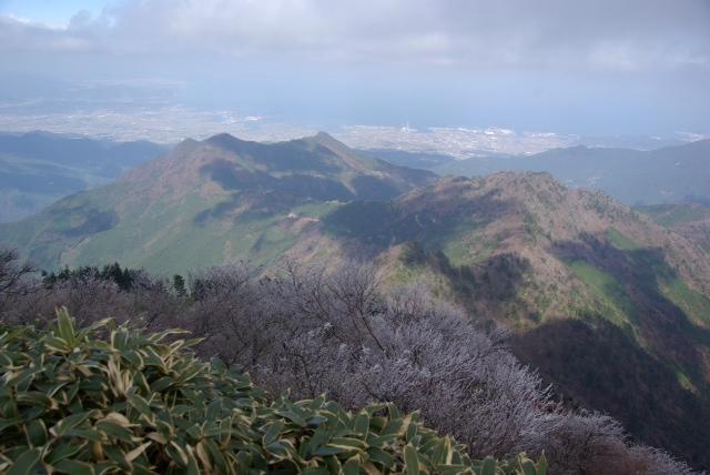 女山からの眺望