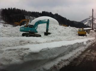 2011.雪だるま