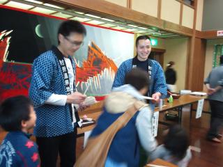 山菜料理2 2014