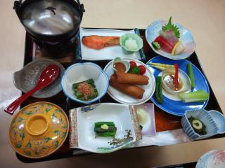 山菜料理2014 5