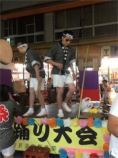 2015仮装盆踊り大会2