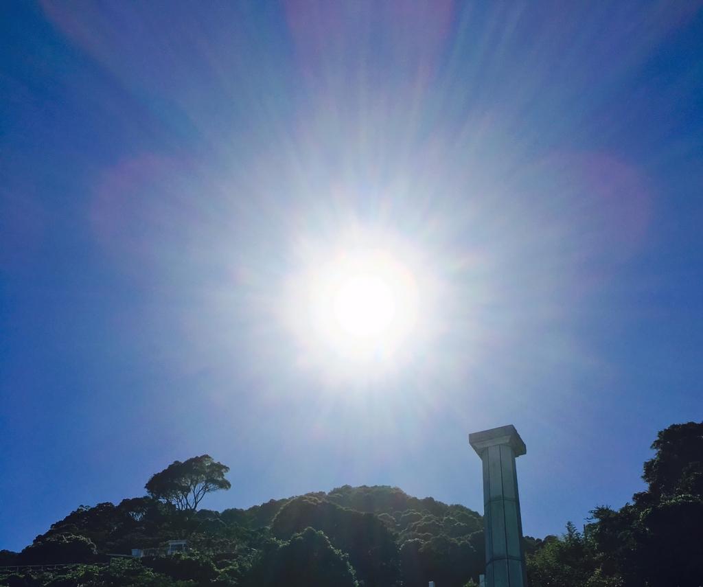 ハーバルピール 紫外線