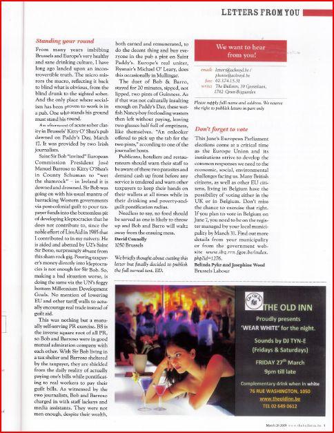 The Bulletin 26/03/2009