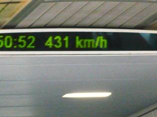 最高速度!!