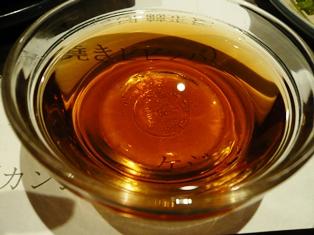韓定食12梅ジュース