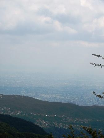 六甲山景色