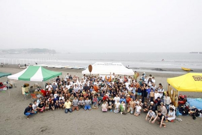 パドリングチャレンジ2009-4