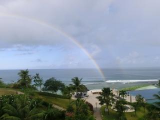 グアム の虹