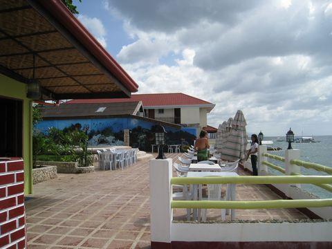 Moalboal restaurant