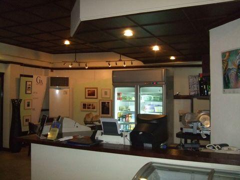 Italian Restaurant, Cebu, Philippines.