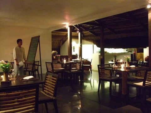Panglao Island(Bohol) Hotel Ananyana,Foods & Restanrant.