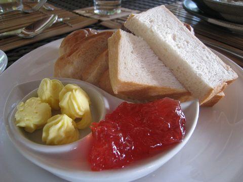 Sumilons restaurant Cuisine