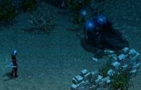 DEで海に潜ってみた。