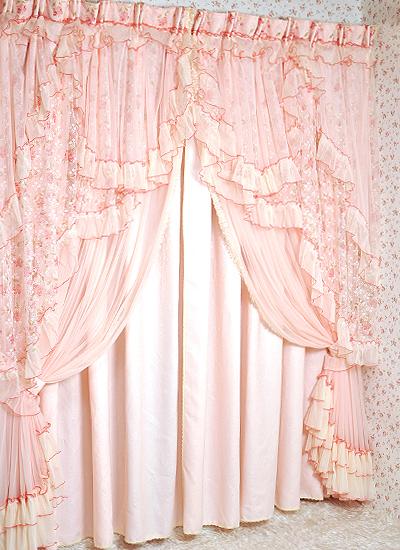 プリンセスカーテン