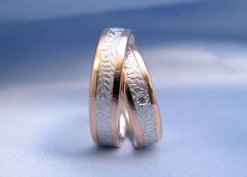 ドイツ製の結婚指輪