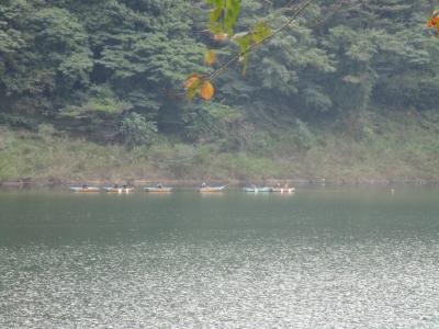20181014梅田湖08(3番 先日1000匹以上の釣果の出た場所)