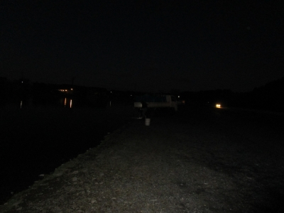 20181215増井養魚場07(釣り終了後即放流)