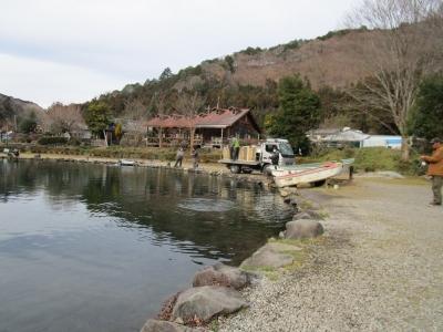 20190106フィッシングリゾート上永野05(放流)場所が北にずれた