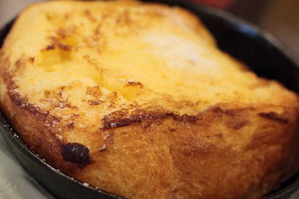 パンとエスプレッソと フレンチトースト